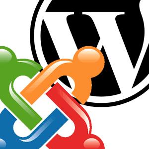 Μετατροπή Site σε Joomla ή WordPress