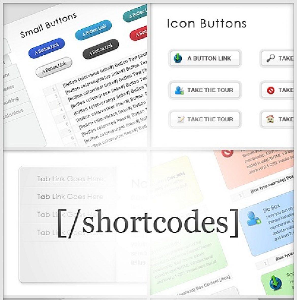Ξεκινώντας με τα WordPress Shortcodes !