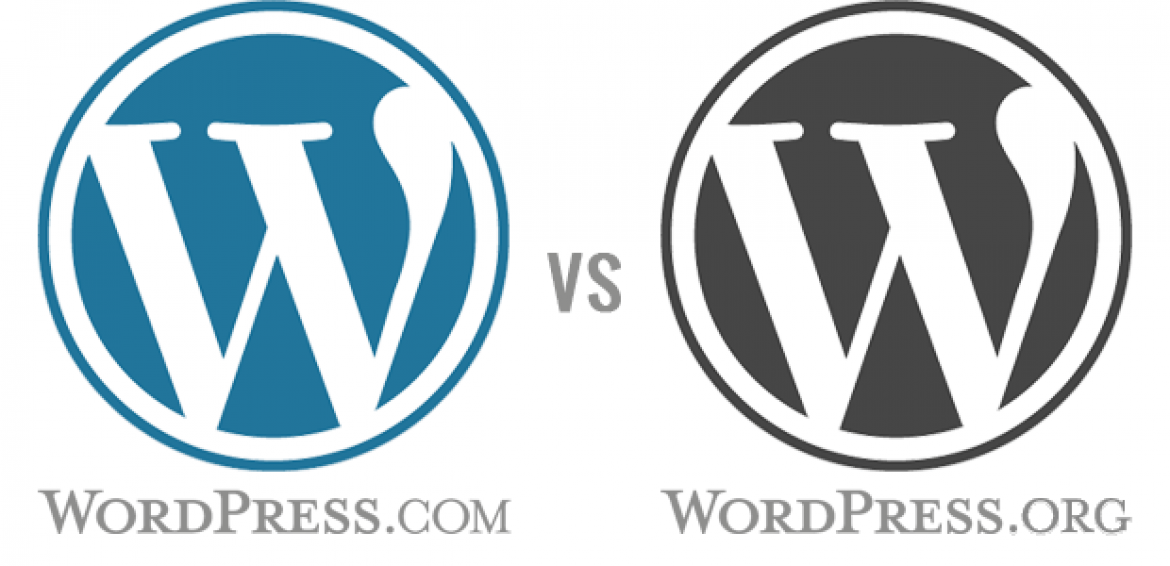 WordPress.org ή WordPress.com;